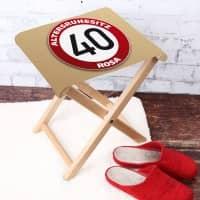 Verkehrszeichen 40 Altersruhesitz