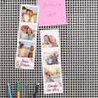 Zwei Fotomagnetstreifen für die beste Mama mit insgesamt 6 Fotos