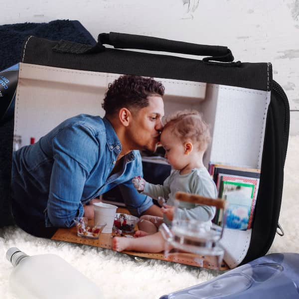 Foto Kulturtasche zum Vatertag