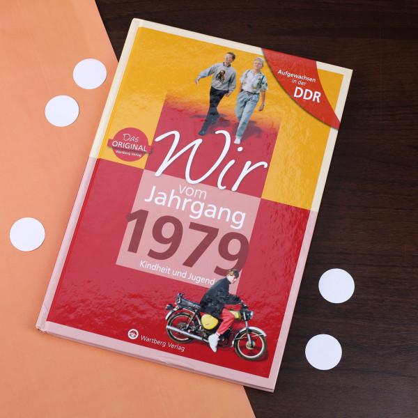 Jahrgangsbuch 1979 Aufgewachsen in der DDR