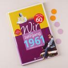 Jahrgangsbuch 1961 - Kindheit und Jugend