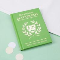 Der ultimative Rentner-Pass - Spaßbuch