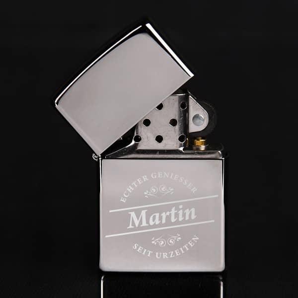 Zippo Feuerzeug für echte Genießer