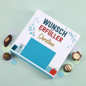 Schokolade für Geldgeschenke