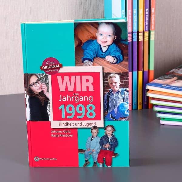 Jahrgangsbuch 1998
