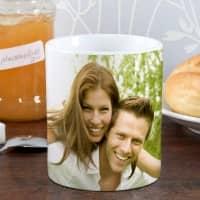 Tasse mit Ihrem Lieblingsfoto