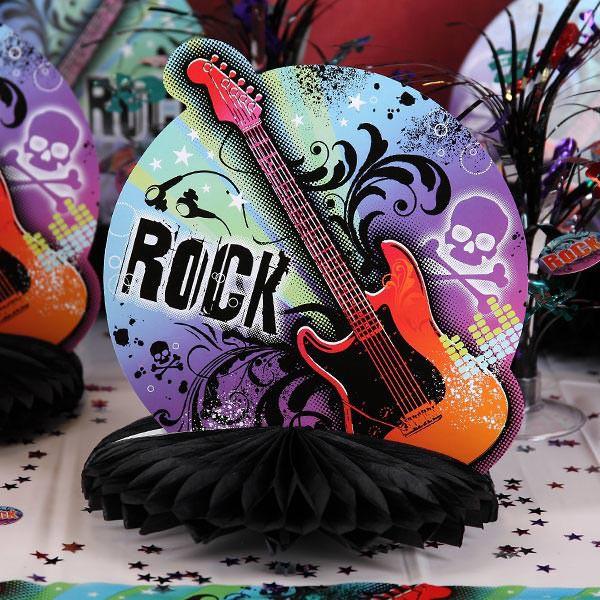 Dekorationsset Rock Star