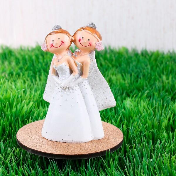 Hochzeitspaar Mrs & Mrs