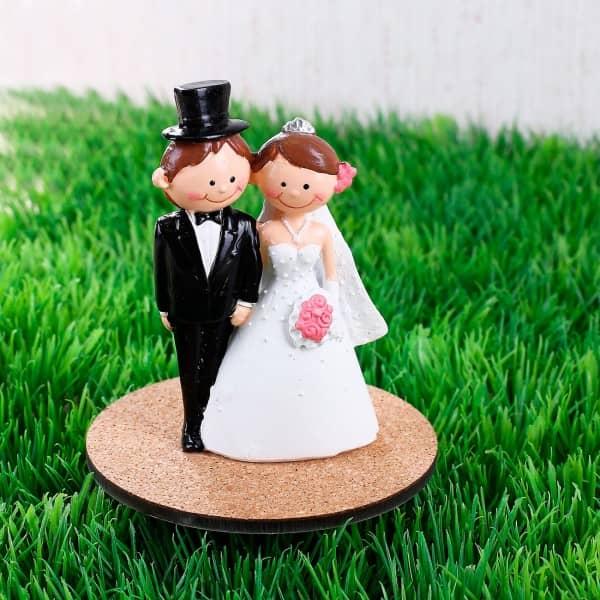 Hochzeitsppar Mr & Mrs
