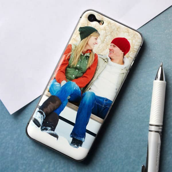 iPhone 5 Jelliskin 3D Handyfolie mit Ihrem Foto