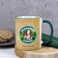 Coffee Tasse mit Namen