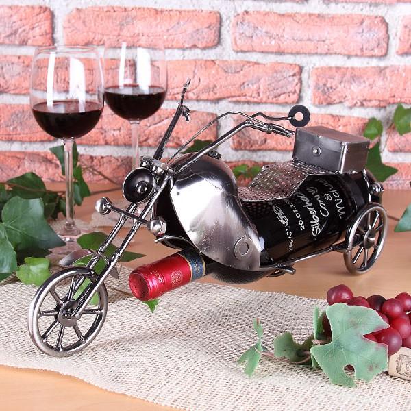 Flaschenhalter aus Metall - Trike