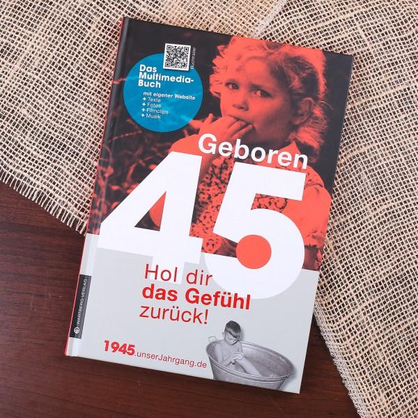 Jahrgangsbuch - geboren 1945