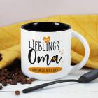 Großer Kaffeepott für Ihre Lieblingsoma