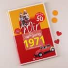 Jahrgangsbuch 1971 - Kindheit und Jugend