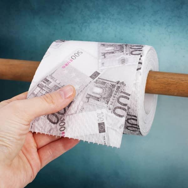 Klopapier EURO
