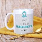Tasse für die beste Krankenschwester der Welt