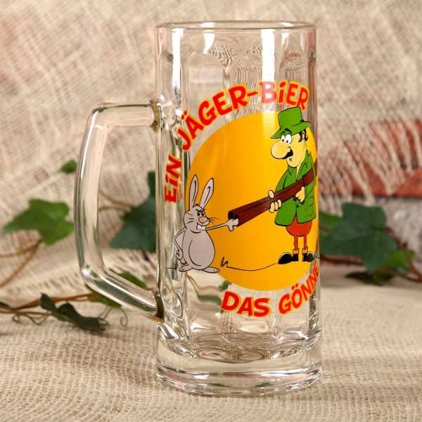 Bierglas - Jägerbier