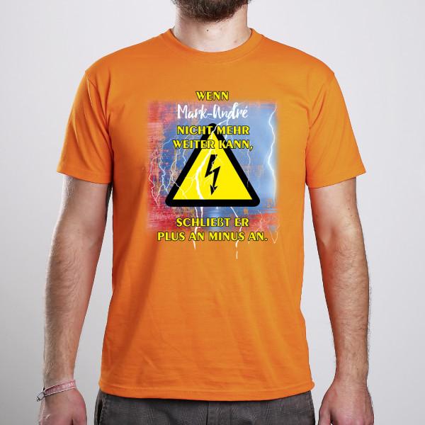 Witziglustigebekleidung - Lustiges T Shirt für den perfekten Elektriker - Onlineshop Geschenke online.de
