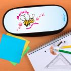 Stiftebox mit niedlicher Honigbiene