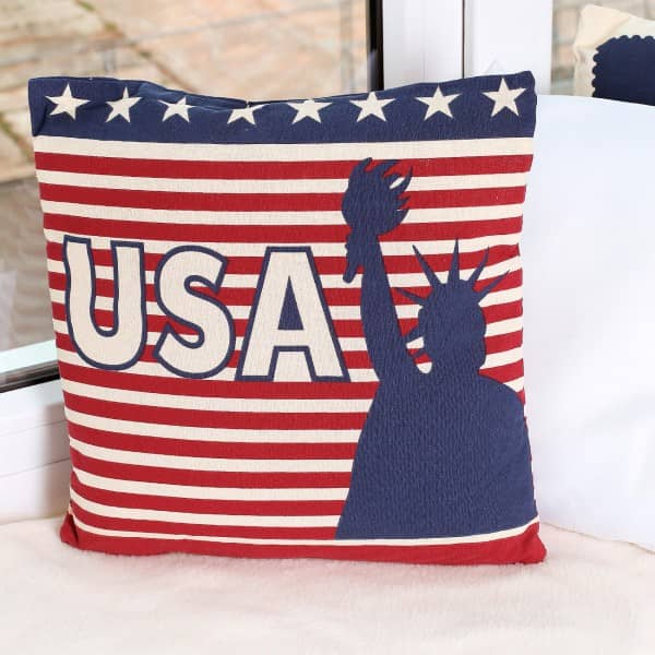 Kissen Stars & Stripes USA