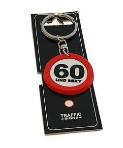 Schlüsselanhänger 60 und sexy