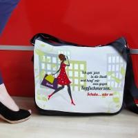Umhängetasche für Frauen mit Schuh - Tick