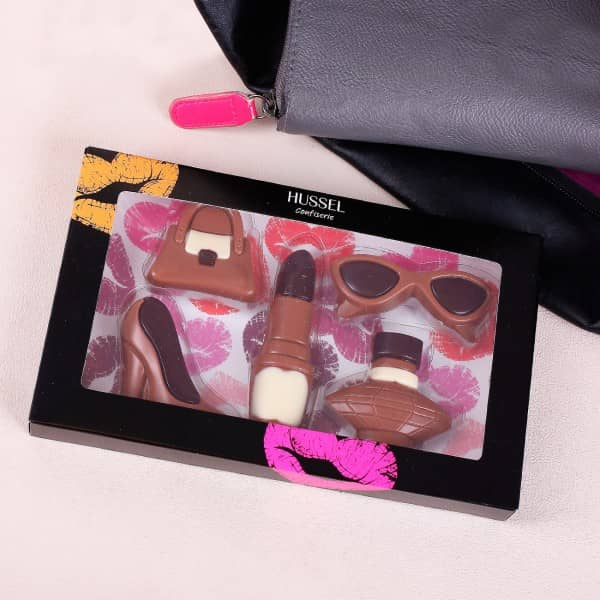 Edelvollmilchschokolade - Alles für die Frau