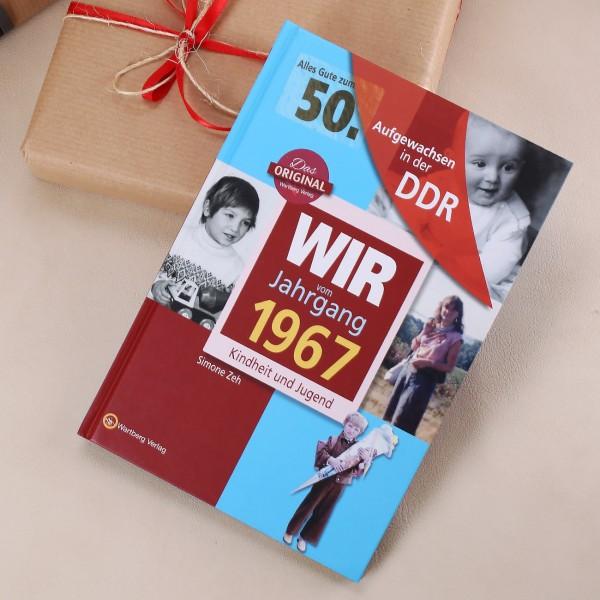 DDR Jahrgangsbuch 1967 Kindheit und Jugend