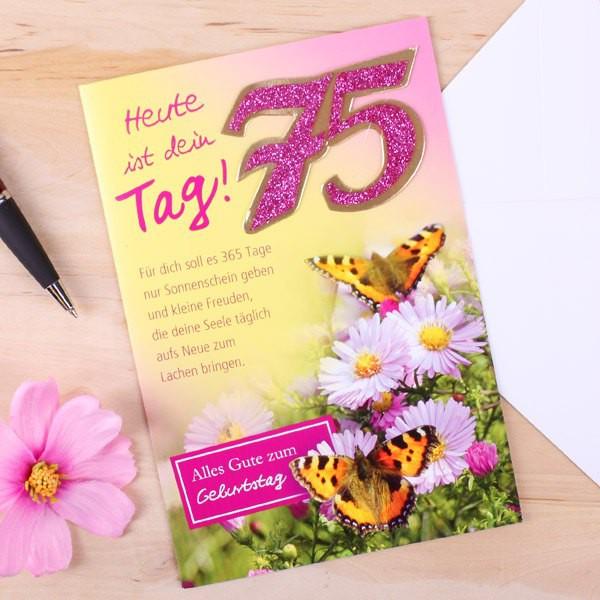 75 geburtstag alles gute vorlagen for Geburtstagskarte 25 geburtstag