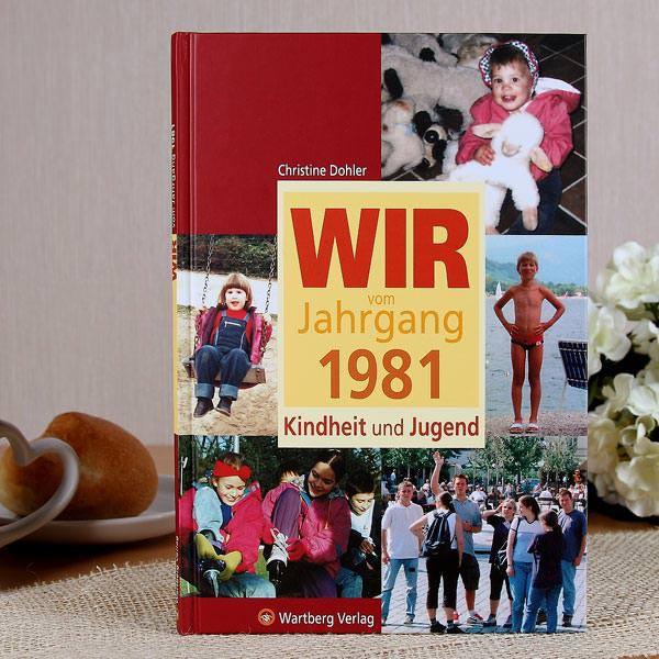 Jahrgangsbuch 1981