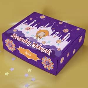 Ramadan Kalender zum selbst füllen