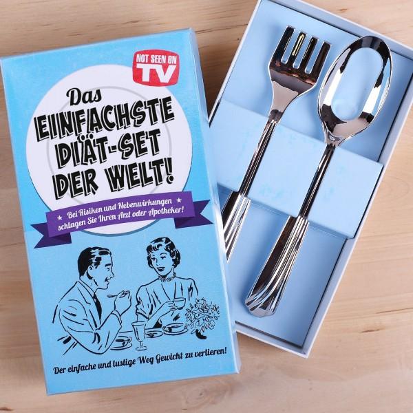 Das einfachste Diät Set der Welt!