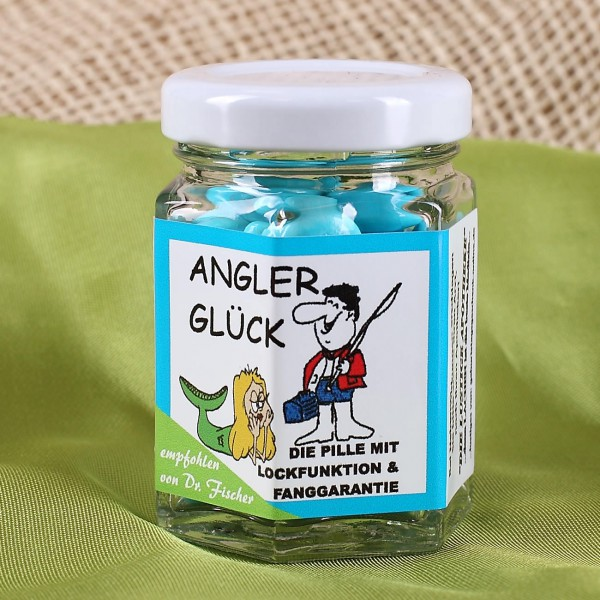 Pille Anglerglück
