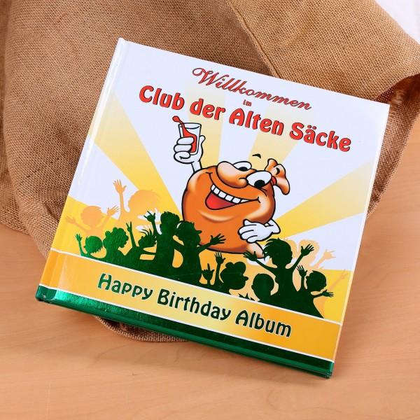 Album-Club der alten Säcke