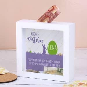Geldgeschenke zu Ostern