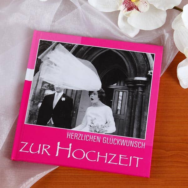 Buch Herzlichen Glückwunsch zur Hochzeit