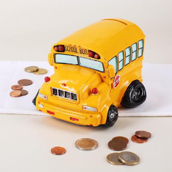 Spardose - School Bus