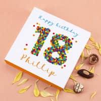 Lindt Pralinen zum 18. Geburtstag, 100g
