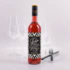 Was für ein Glück - Lieblingswein mit persönlichem Etikett