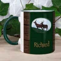 Individuelle Tasse für Jäger und Jagdfreunde