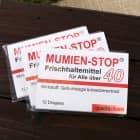 Kaugummi - Mumienstop zum 40. Geburtstag