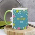 Frohe Ostern - Tasse mit Name