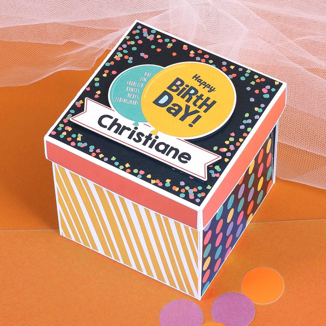 Geldgeschenke zum 50. Geburtstag | Humorvoll und dekorativ