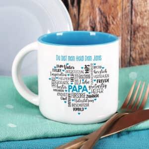 Große Tasse zum Vatertag