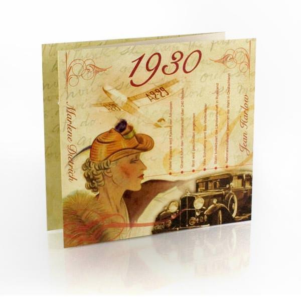 Chart Hits 1930