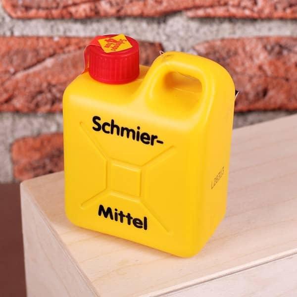Weinbrand Reserve Kanister - Schmiermittel - in Gelb