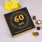 Happy 60 - Lindt Pralinen zum Geburtstag, 100g