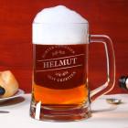 Bierseidel Echter Genießer
