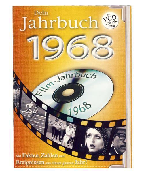 Jahrbuch mit VCD - 1968
